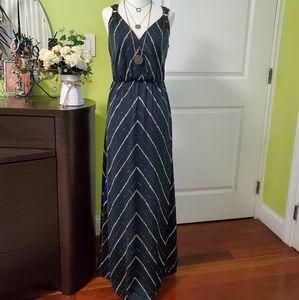 H&M gorgeous maxi-dress